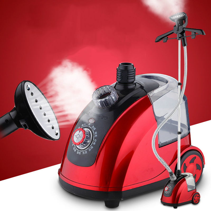 Fast Steam Garment Steamer Iron 11 Gear Adjustable Clothes Steamer 1.8L Water Tank 33S High Quality Electric Iron for ClothesFast Steam Garment Steamer Iron 11 Gear Adjustable Clothes Steamer 1.8L Water Tank 33S High Quality Electric Iron for Clothes
