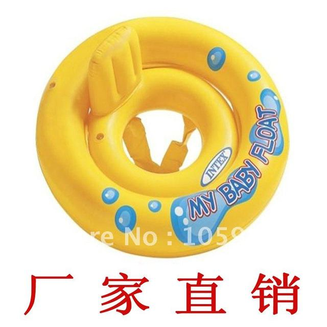 Intex baby swim ring infant child armpits ring baby neck ring 1 - 3 years old