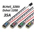 HAKRC BLHeli_32 Bit 35A 2-5S ESC Встроенная светодиодная поддержка Dshot1200 Multishot для FPV RC дрона