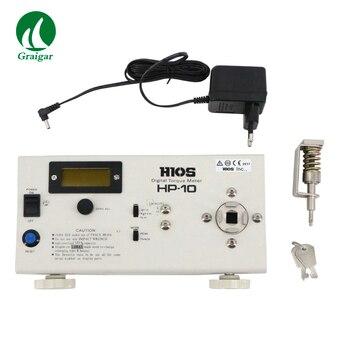 HIOS HP-10 nuevo destornillador eléctrico Digital Tester datos de salida y salida analógica son para uso estándar