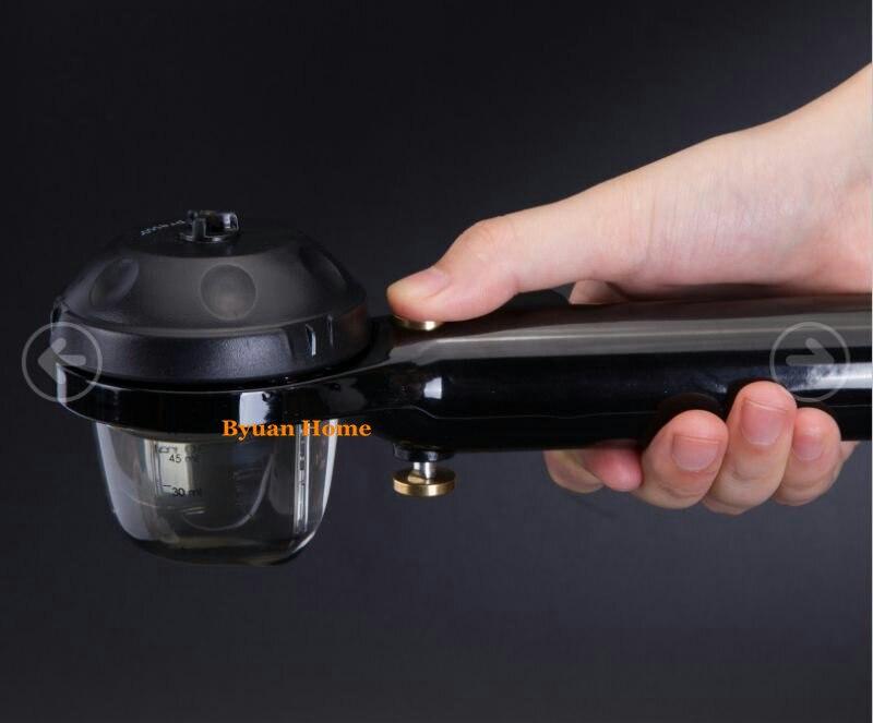 Us 77 18 12 Off 3 All In Portable Capsule Coffee Powder Pod Espresso Maker 1 2 Cup Outdoor Mini Manual Machine