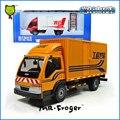 Г-н Froger Поле Ван Грузовик Модель сплава автомобиля модель Изысканный металл Инженерных Строительных машин грузовик Украшения Классический Toys