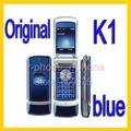 Origianl motorola k1 teléfono móvil gsm desbloqueado restaurado teléfono plegable