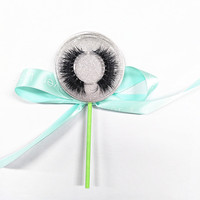 50 Pairs Sticker Logo 3D Silk Eyelashes Extension Faux Mink Customized Natural Soft Private Label Strip Lashes Free Shipping
