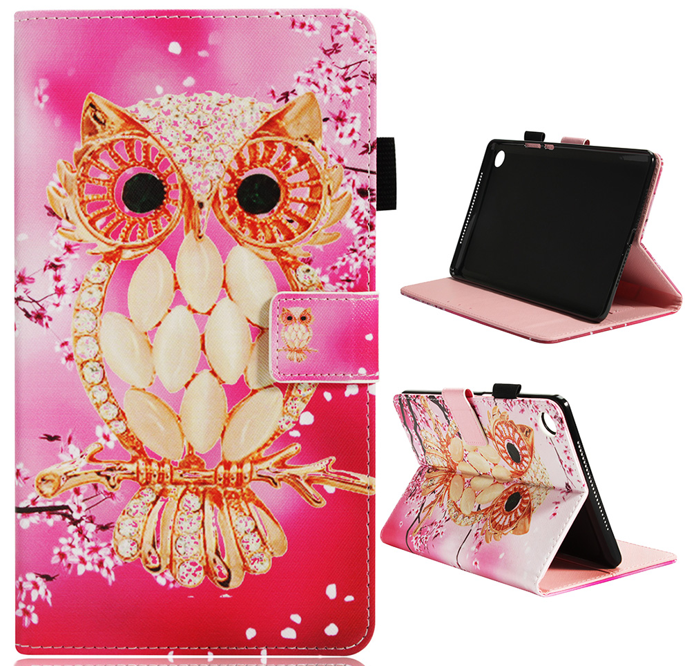 PU Leather Case For Huawei MediaPad M5 8 4 quot SHT AL09 SHT W09 Tablet Stand Soft Back Smart Cover For Huawei Mediapad M5 8 4 Case in Tablets amp e Books Case from Computer amp Office