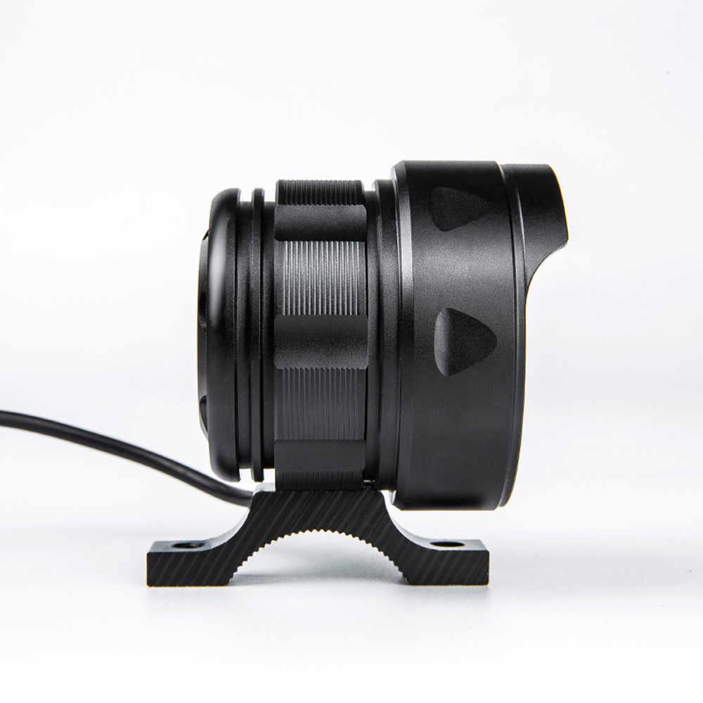 12x T6 светодиодный 3 режима лампа для велосипеда свет фар Велоспорт сверхъяркий фонарик защита от перезаряда Предупреждение JX