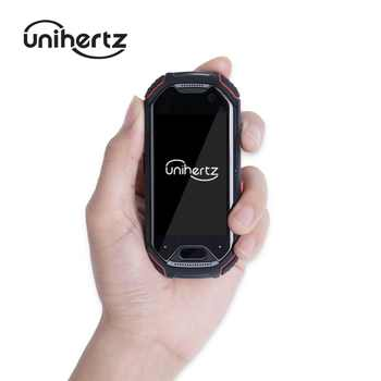 Unihertz Atom, The Smallest 4G Rugged Smartphone in The World, Android 8.1 Oreo Unlocked Smart Phone with 4GB RAM and 64GB ROM - SALE ITEM - Category 🛒 Cellphones & Telecommunications