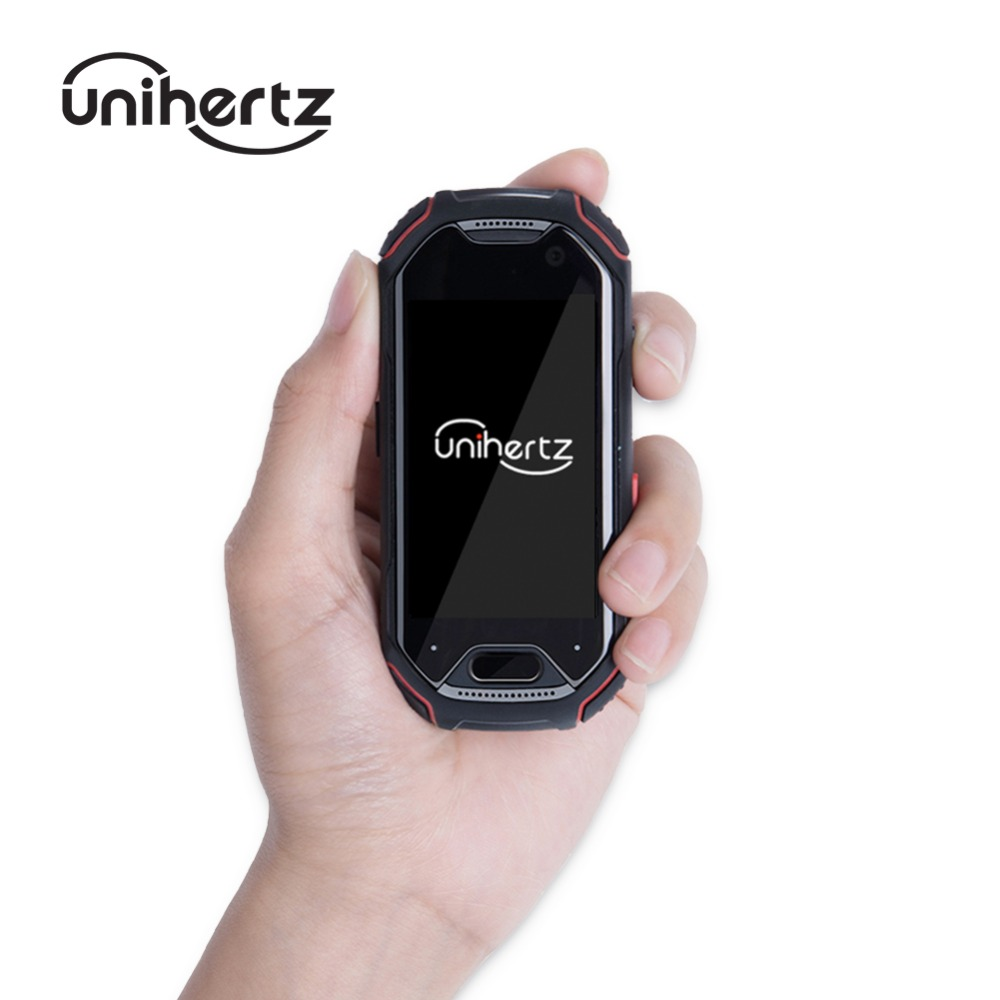 Unihertz Atom, The Smallest 4G Rugged Smartphone in The World, Android 9.0 Pre Unlocked Smart Phone with 4GB RAM and 64GB ROM|Cellphones|   - AliExpress