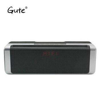 Gute Популярные низкая стоимость bluetooth-динамик Радио FM цифровой дисплей экран Портативный ручка ремень Звук Box Caixa de сом portátil Лидер продаж