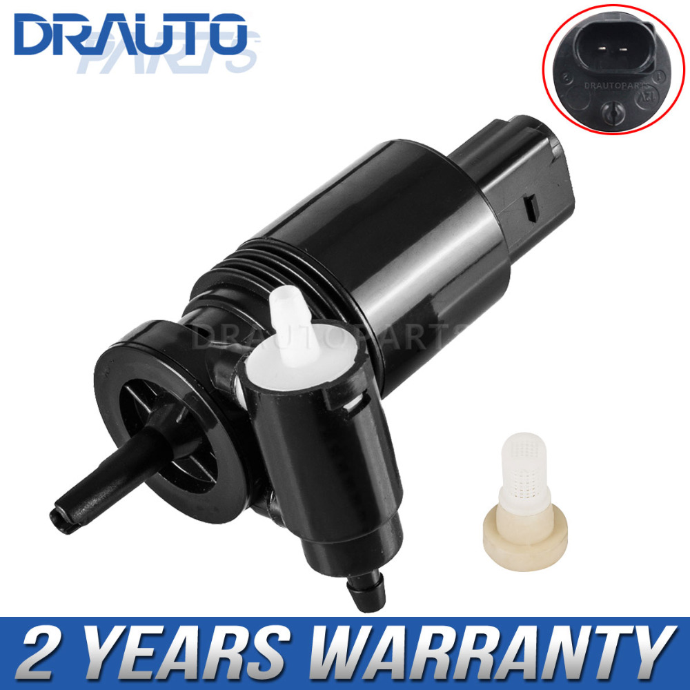 Depan Belakang Windshield Washer Pump Untuk Dodge Kaliber Durango Grand Caravan Journey Nitro 05161319AA