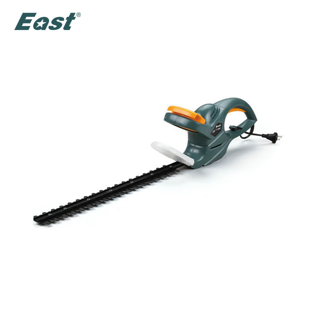 East garden power pruning tools et2805 500w cordless hedge for Electric garden hand tools