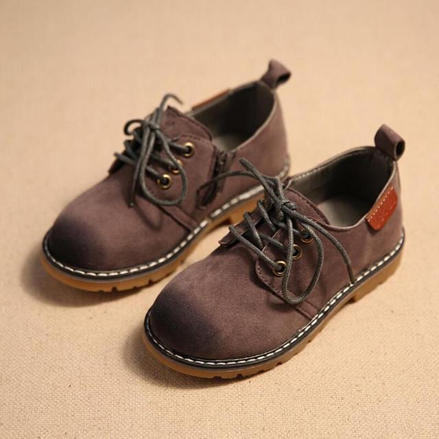 Kids Shoes New Fashion Brand Designer Children Shoes PU Leather Casual Child Calzado ninos Boys Girls Shoes.