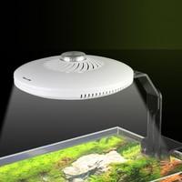 SUNSUN Aquarium Grass cylinder lamp UFO lamp aquarium lamp Full spectrum LED adjustable water lamp 48W