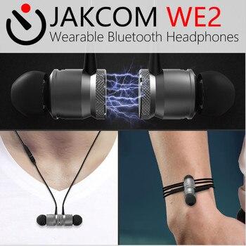 JAKCOM WE2 Wireless Bluetooth Earphone sweatproof stereo waterproof Music Sport earhpone With MIC for Mobile Phones