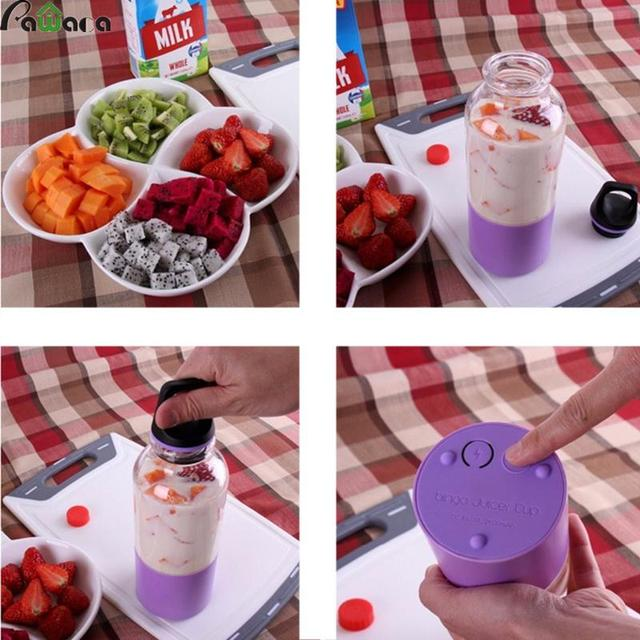 Portable Juicer Cup