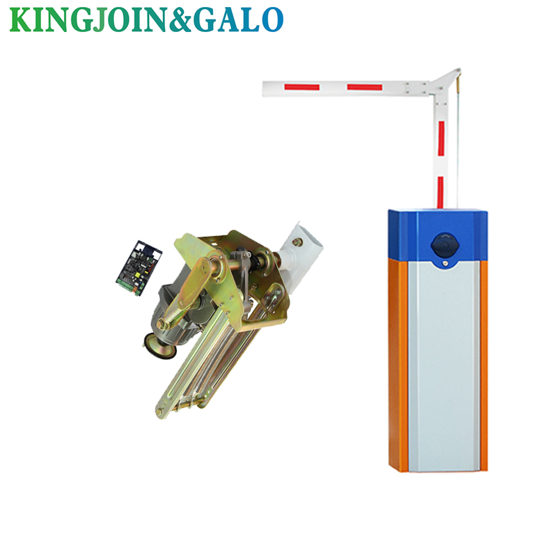 Safety Protection System Parking Access Gate Access 90 Degree Foldable Intelligent High-end Gate