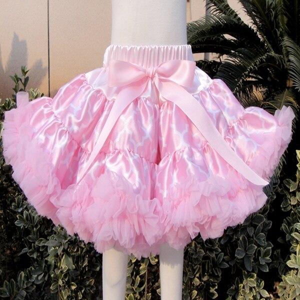Лето falda новорожденных девочек туту младенческой юбка дети юбки saia туту младенческой маленьких девочек юбки PETS-157