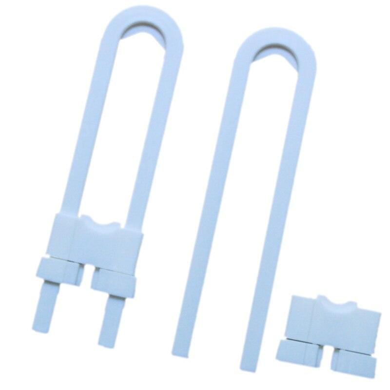 Cabinet Lock Kitchen Cabinet Handle Lock Simple Safety Lock Free Shipping 10pcs/lotatrq0076