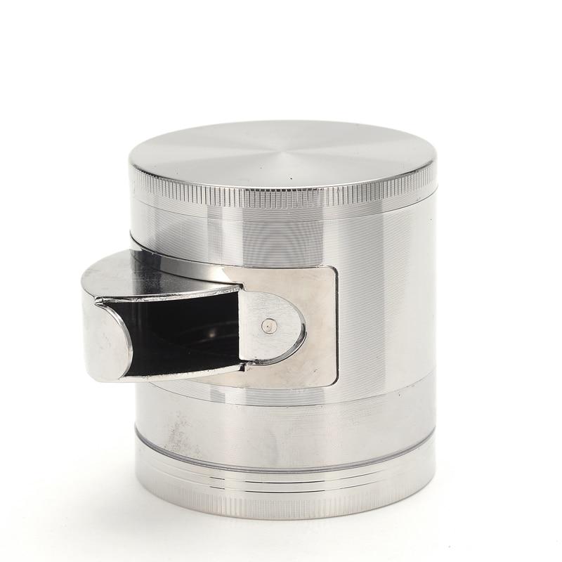 Τελευταίες μεγάλες ψευδαργύρου κράμα μέταλλο ζιζάνιο χόρτο μύλος καπνού τσιγάρα θραυστήρα καπνού ζιζάνιο τριβείο τσιγάρων μηχάνημα κύλισης