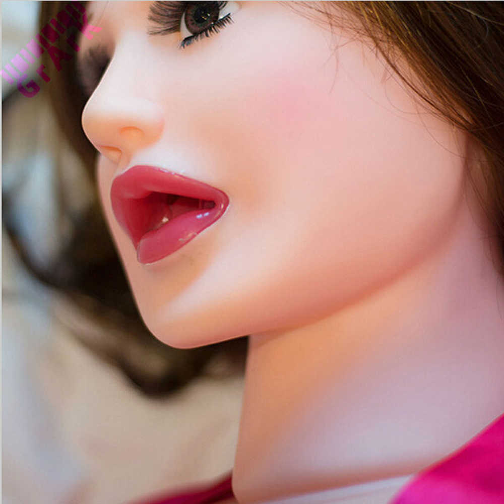 2019 ใหม่ Oral Sex การสั่นสะเทือน Inflatable Love ตุ๊กตาไม่มีรอยต่อออกกรีดร้อง Inflatable ซิลิโคนเพศตุ๊กตาสำหรับ Man ของเล่น