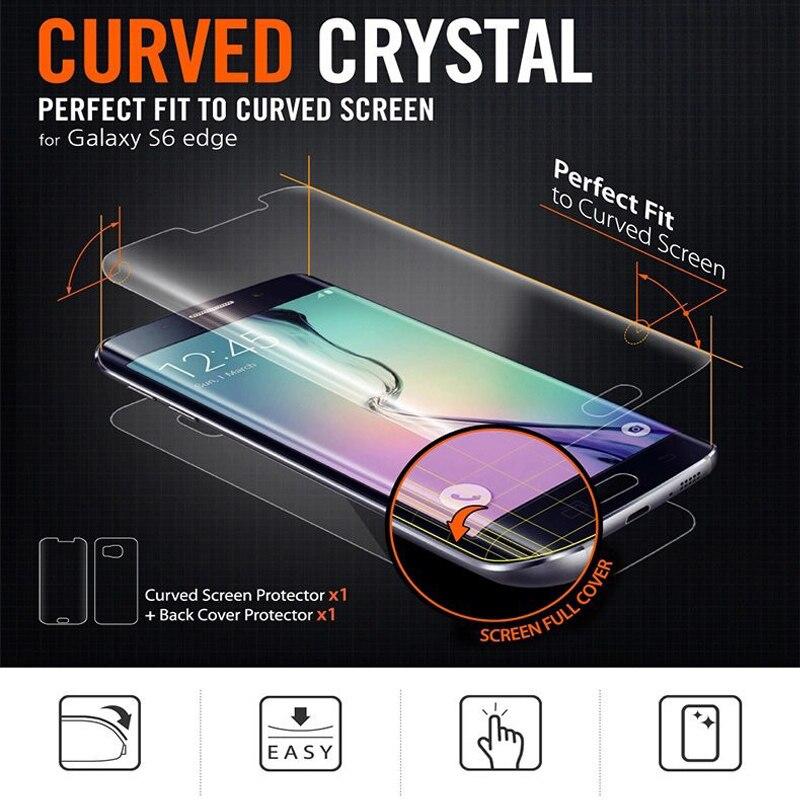 Protector de pantalla para Samsung Galaxy S7 S6 edge S8 S9 S10 Plus S10e nota 9 8 7 FE