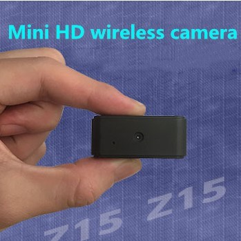 Zetta Z15 mini HD wireless camera DVR monitoring Video Recorder Mini DV support MAX 128G Pluggable card security Home-watch