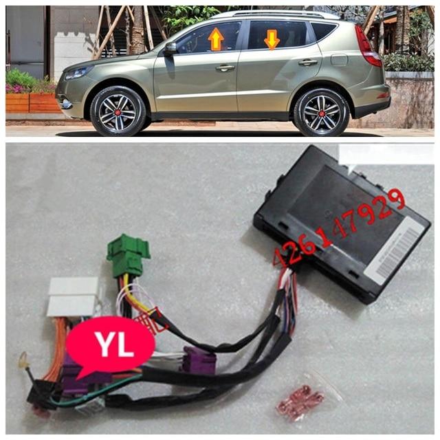 Car new Emgrand X7,EmgrarandX7,EX7,SUV,Car window controller
