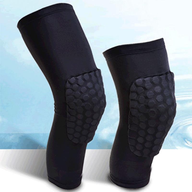 Protección de rodilla larga extendida de alta calidad, nivel - Ropa deportiva y accesorios