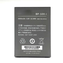1PCS 100% innos BP-10X-i 6000mAh Battery For Highscreen Boost 2 II SE Innos D10 D10C D10F D10CF Bateria wholesale replacement for highscreen boost 2 se 9169 innos d10 full lcd display touch screen digitizer assembly