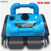 Новейшие, полностью автоматические Подводные вакуумные плавательные бассейн робот пылесос робот чистящее оборудование 110 В/220 В ICH 200