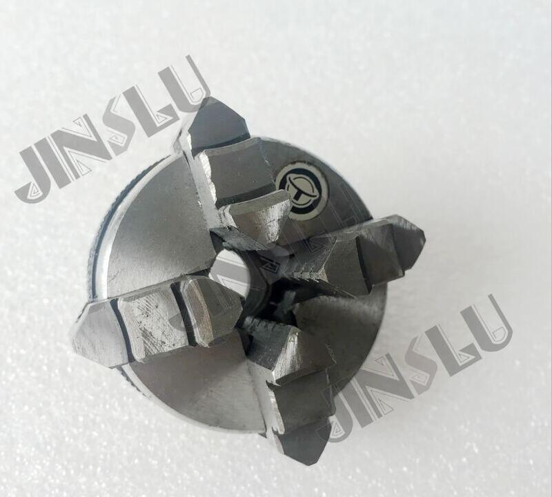 цена Free shipping 4 Jaw Self-Centering Lathe Chuck 65mm mini chucks K02-65 M14*1 thread