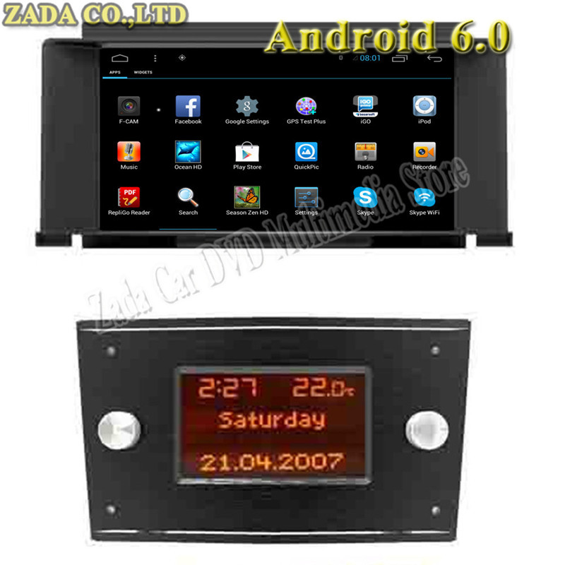 NaviTopia Octa Core Android 8.1 Car GPS Navigation Radio for Opel Astra H 2004 2005 2006 2007 2008 2009 2010