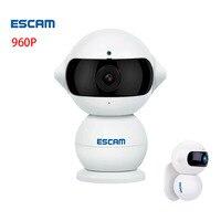 Escam qf200 hd 960 p ip רשת מצלמת אבטחת wifi מצלמת wireless mini בית מצלמות ir מקורה טלוויזיה במעגל סגור מצלמה wi-fi ipcam