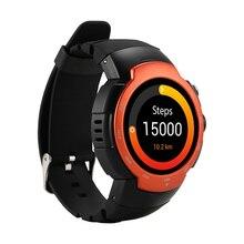 Z1 Bluetooth Smart Uhr Unterstützung MTK6580 GPS Pulsmesser IP67 Smartwatch Für Iphone xiaomi Android PK KW88 U8 GT08 DZ09