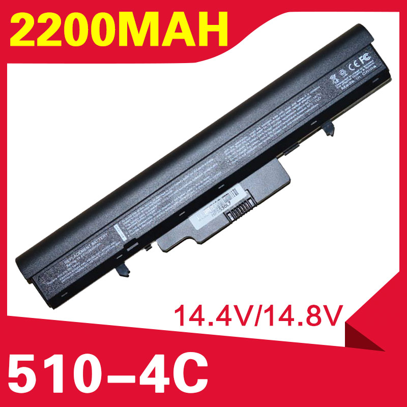ApexWay 2200mAh Laptop Battery For Hp  510 530 440264-ABC 440265-ABC 440266-ABC 440704-001 443063-001 HSTNN-FB40 HSTNN-IB44
