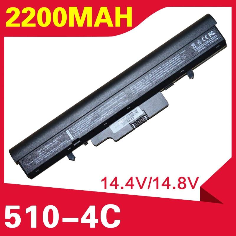 ApexWay 2200mAh Laptop Battery For Hp  510 530 440264-ABC 440265-ABC 440266-ABC 440704-001 443063-001 HSTNN-FB40 HSTNN-IB44