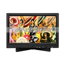 10.1'' Widescreen 1280x800 IPS LED Panel 1080P Monitor Support HDMI Game Console /Raspberry Pi(China (Mainland))