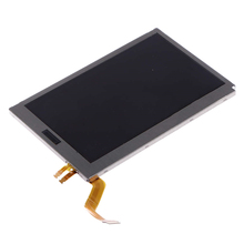 Top Upper Accessories Easy Install Screen Replacement DIY LCD Display Repair Part Game Component Protective 3DS