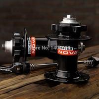 Free Shipping High Quality Original Novatec D041SB D042SB Disc Card Brake MTB Mountain Bike Hub Bearing