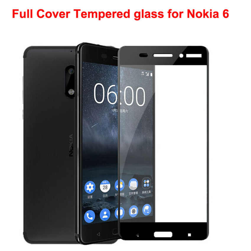 Shockproof Tempered Glass For Nokia 2 3 5 6 7 8 9 Screen Protector For Nokia 2.2 3.2 4.2 7.2 8 6 Premium Screen Protector Glass