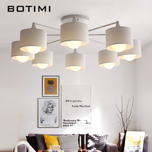 Modern american style ceiling lamp lamparas de techo ceiling mounted chandelier for redroom living room and kitchen