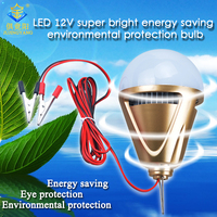 JUJINGYANG 12V LED Lighting The Night Market Stall Lamp DC 12V LED Energy Saving Outdoor Camping