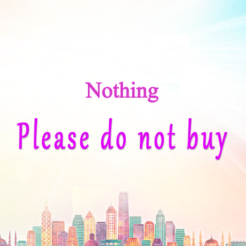 Humor Bear Nothing Please do not buy please contact the seller image