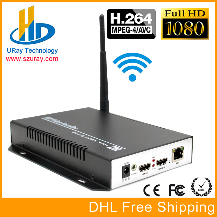 DHL Free Shipping MPEG4 H264 HDMI Video Audio Wireless RTSP RTMP Streaming Encoder H.264 HD Video To IP Stream Encoder IPTV uray 3g 4g lte hd 3g sdi to ip streaming encoder h 265 h 264 rtmp rtsp udp hls 1080p encoder h265 h264 support fdd tdd for live