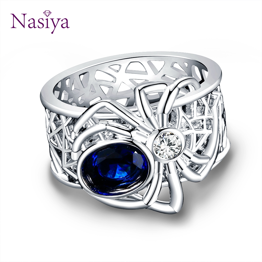 New Arrival Spider Silver Jewelry Rings High Quality