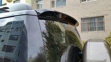 Osmrk Неокрашенный ABS хвост на крыше крылом козырек задний спойлер для Skoda Yeti