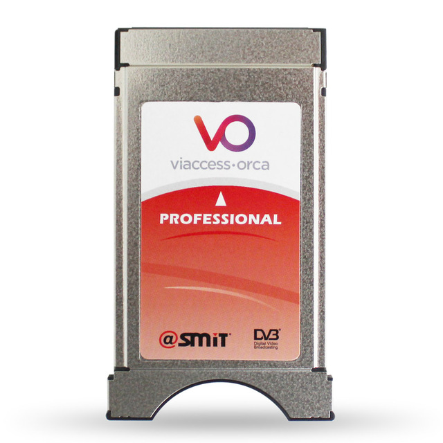 4 Channels SMIT Viaccess Professional CAM CI Module Freeshipping