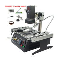 220V BGA machine IR6500 V.2 Infrared Rework Stations Soldering for Laptop Mainboard Repairing