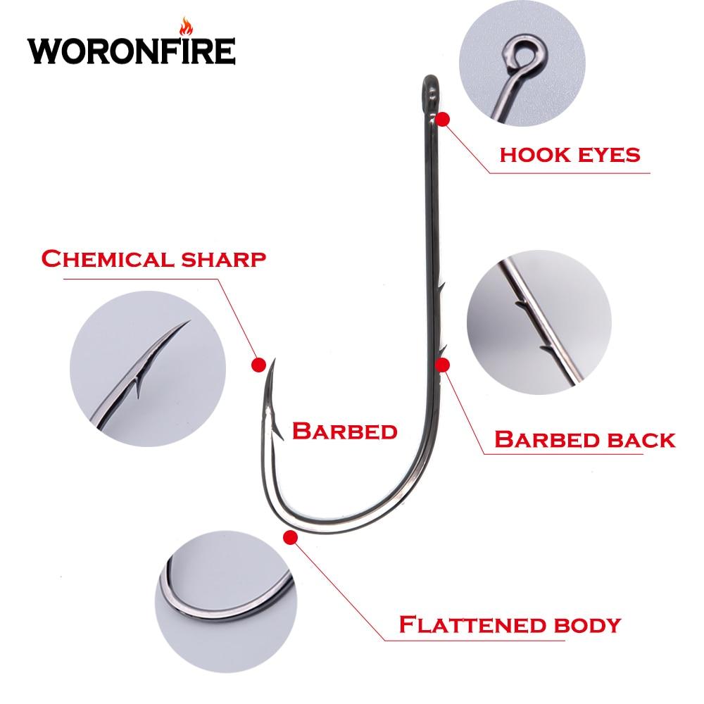Крючки woronfire
