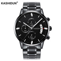 KASHIDUN Relogio Masculino Men Watches Luxury Famous Top Brand Men S Fashion Casual Dress Watch Military